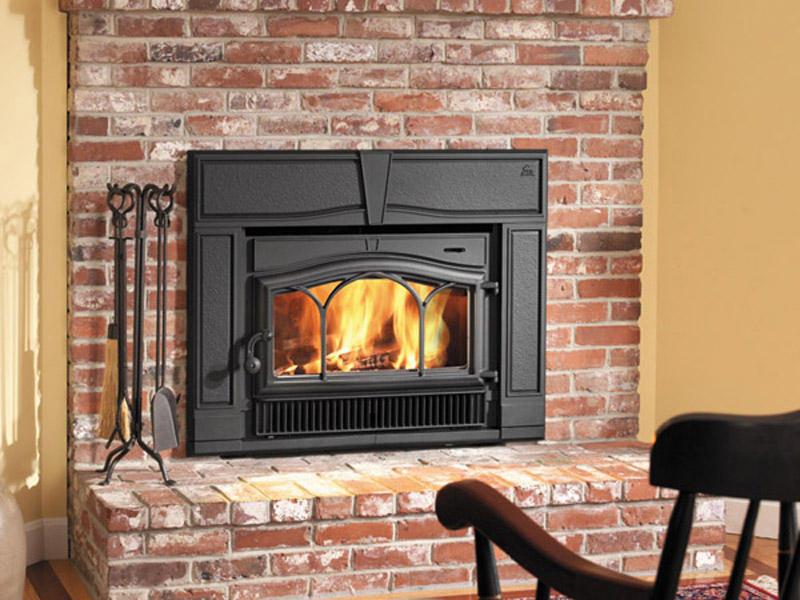 Hampton Fireplace Inserts Wood-Burning